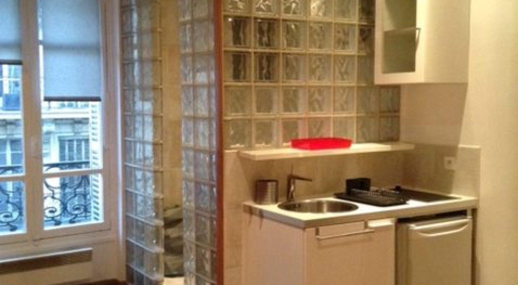 Studio Paris 8eme 17m2 Studio Meuble 17m2 Appartement 1 Piece