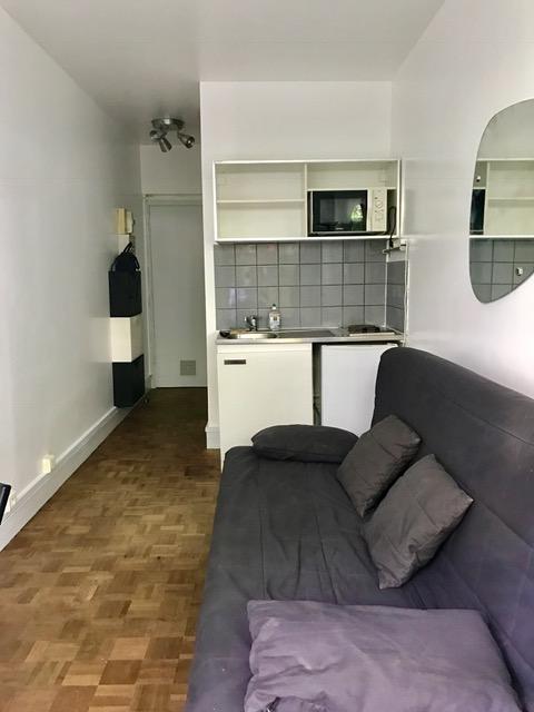 Studio meublé Pont de Neuilly