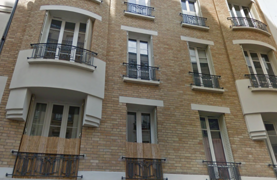 S&H Real Estate studio Levallois-Perret 23m2