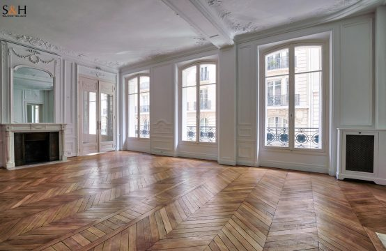 S&H - Appartement 175m2 Avenue Victor Hugo Paris