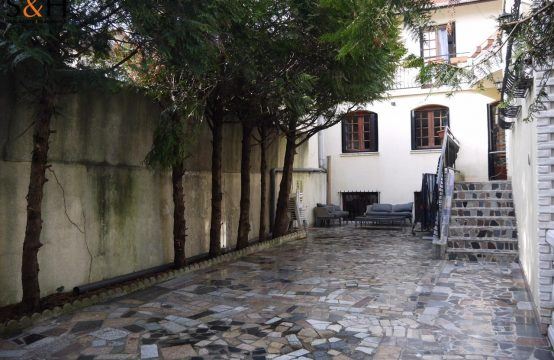 S&H Maison Eglise de Pantin terrasses et jardin