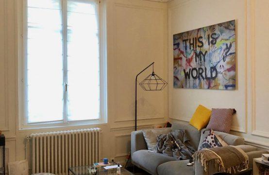 S&H Real Estate Studio 44m2 métro Sablons rue Bellanger Neuilly/Seine