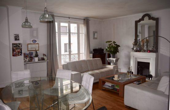 Appartement familial 4/5 pièces 126m2 Neuilly S/ Seine