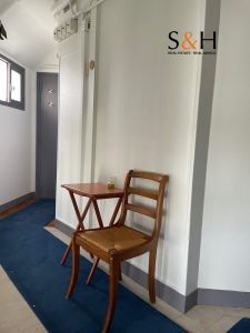 S&H Real Estate chambre de service rue Perronet
